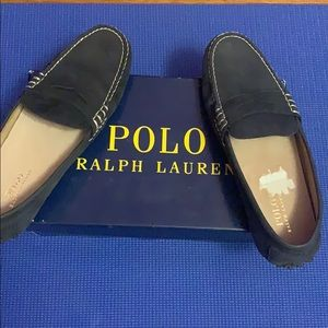 polo ralph lauren loafers never worn!